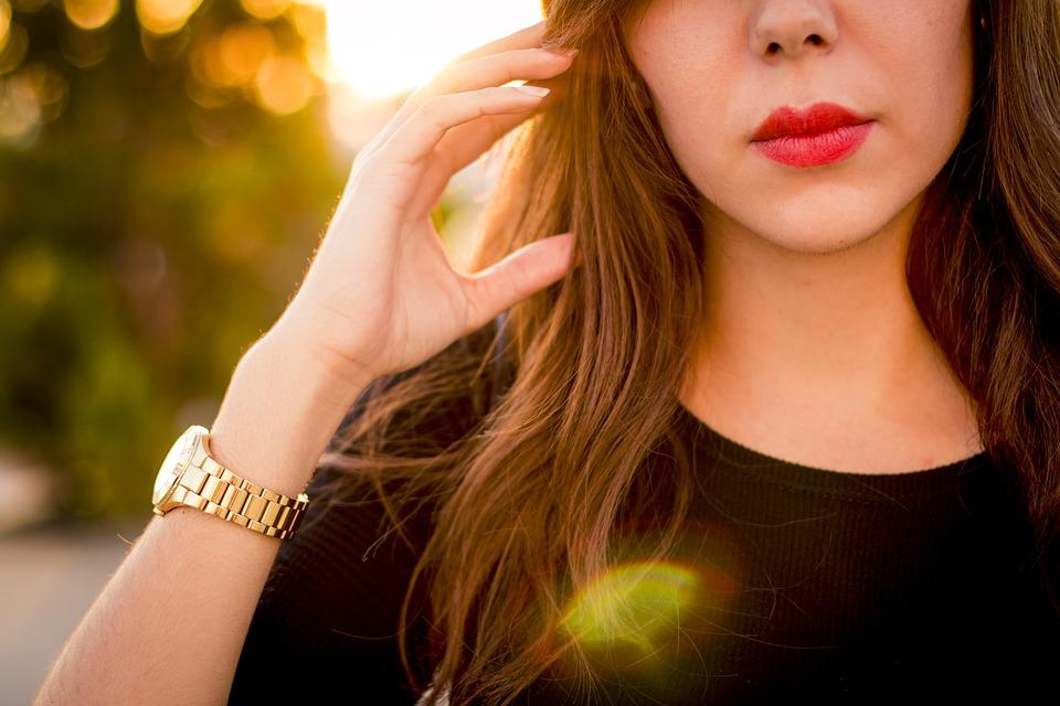 Zegarek damski jako element biżuterii